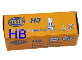 Lamp Gloeilamp H3  12V 55W