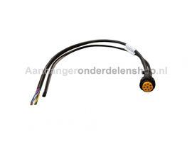 Connector Geel Links 8P 50cm kabel + dc
