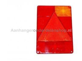 Achterlampglas Re Radex 6800+6801+6802