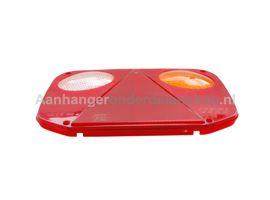Achterlampglas Radex 2800 Re + A-lamp