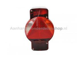 Achterlamp Humbaur Rechts 5p-con V