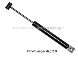 Oploopremdemper BPW PAV/SR/MX 2.0 L-slag