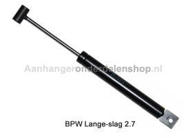 Oploopremdemper BPW PAV/SR/MX 2.7 L-slag
