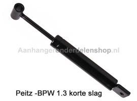 Oploopremdemper Peitz PAV SR 1.3k.slag