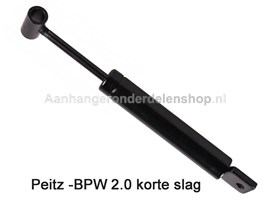 Oploopremdemper Peitz PAV SR 2.0 k.slag