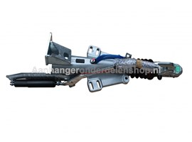 Oplooprem Knott KFG35 Z 3500KG 140mm con