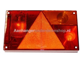 Achterlampglas  Multipoint 1 Rechts