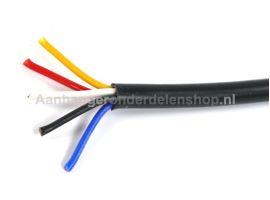 Kabel 5 Aderige 5x0.75 mm Aspöck