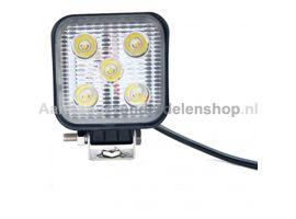 Werklamp LED L0068-Mini vierk 12-24V 15W