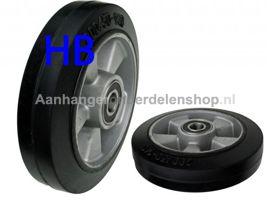 Neuswiel wiel 60mm Alu velg+lagers200x50