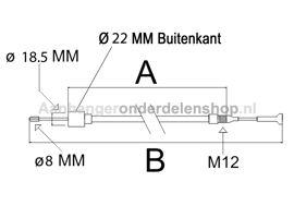 Remkabel Knott 1130/1320 Snel 980202.13