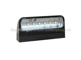 Kentekenverlichting LED Regpoint 2 Laag
